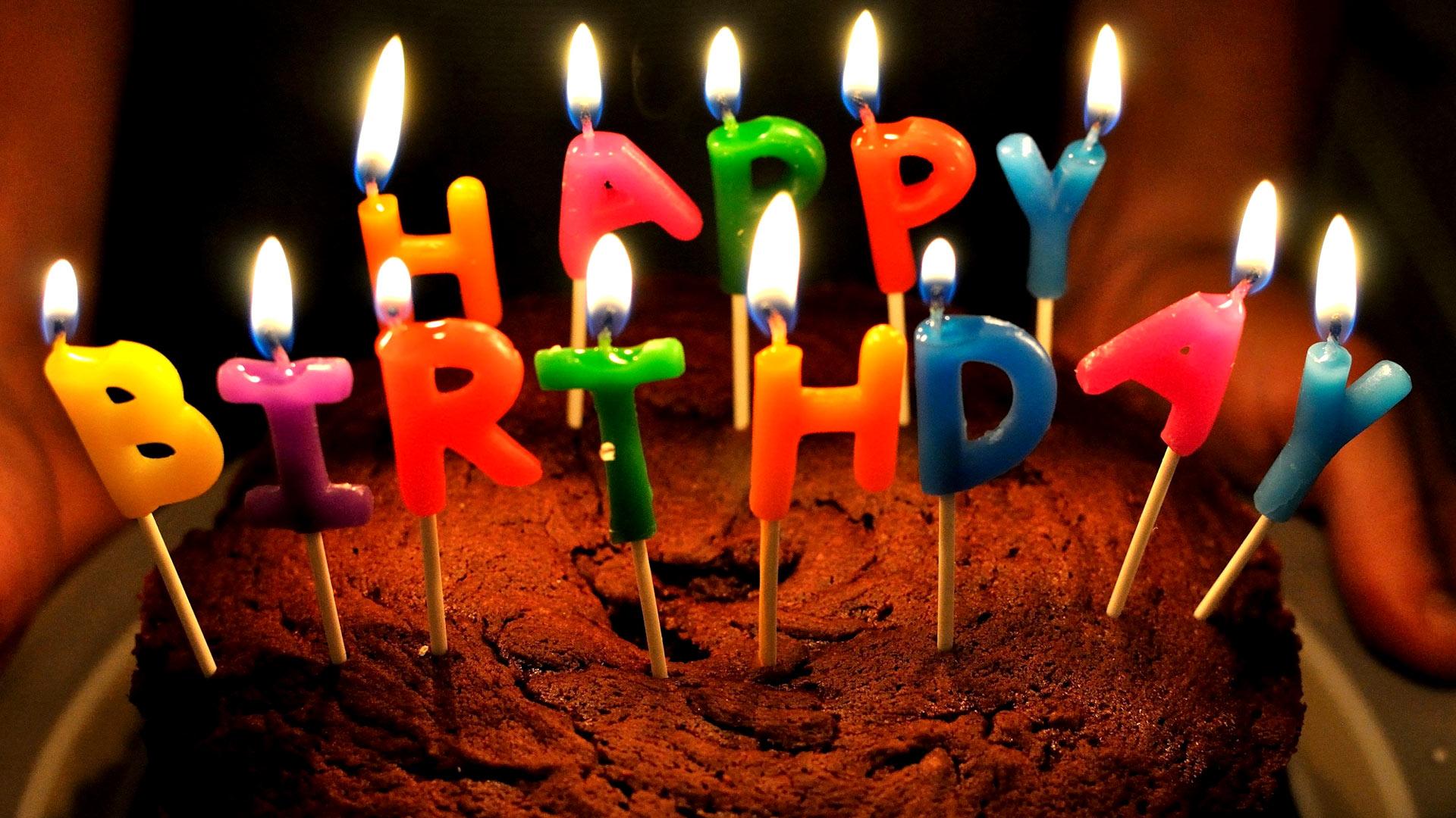 Birthday Candles Wallpaper Phone Vibes