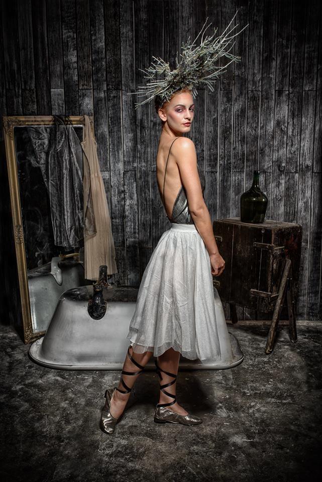 Hungarian fashion stylist