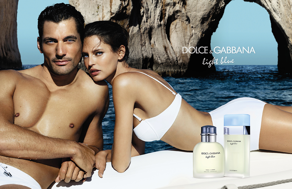 David Ghandy - Bianca Balti / Light Blue Campaign
