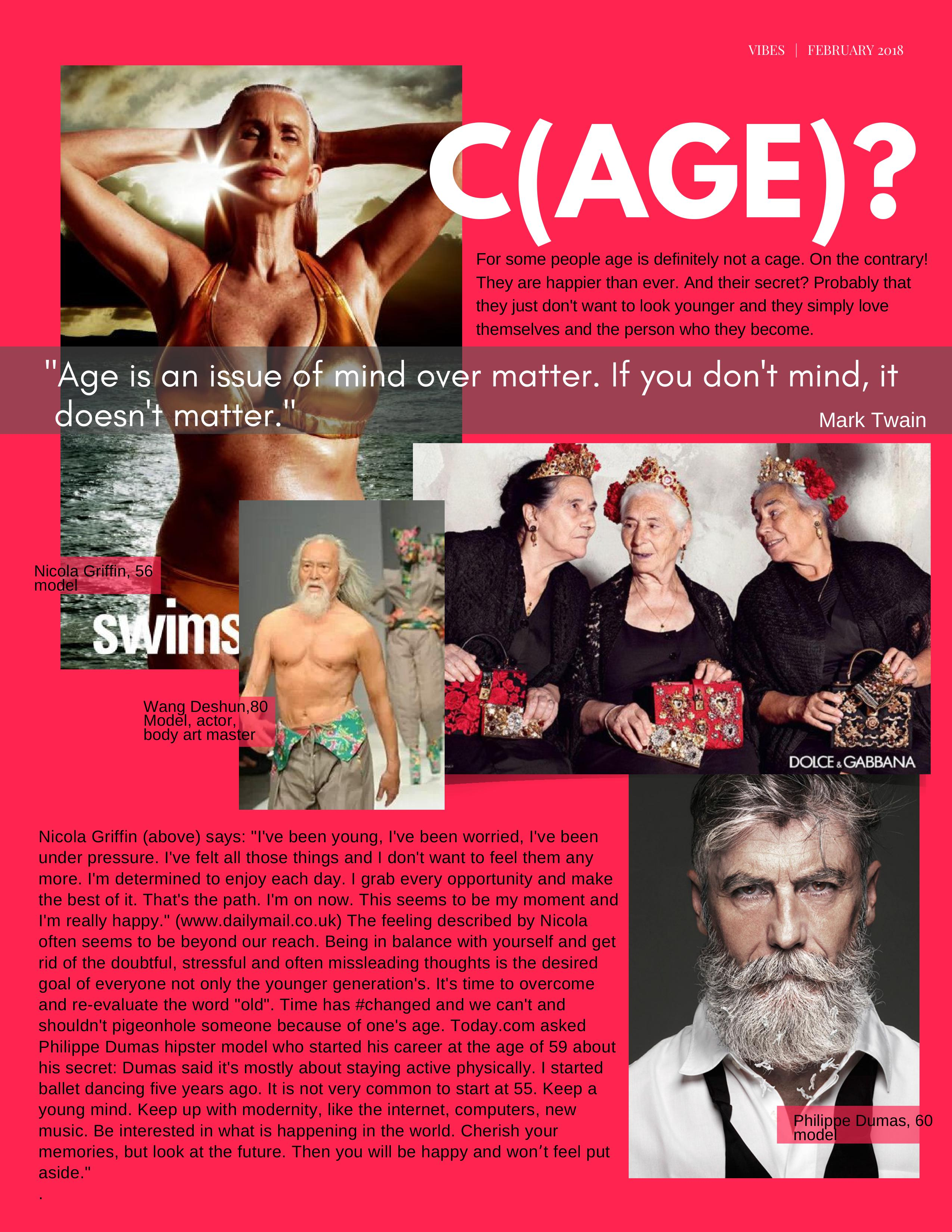 Vibes Magazine Hungary - Cage