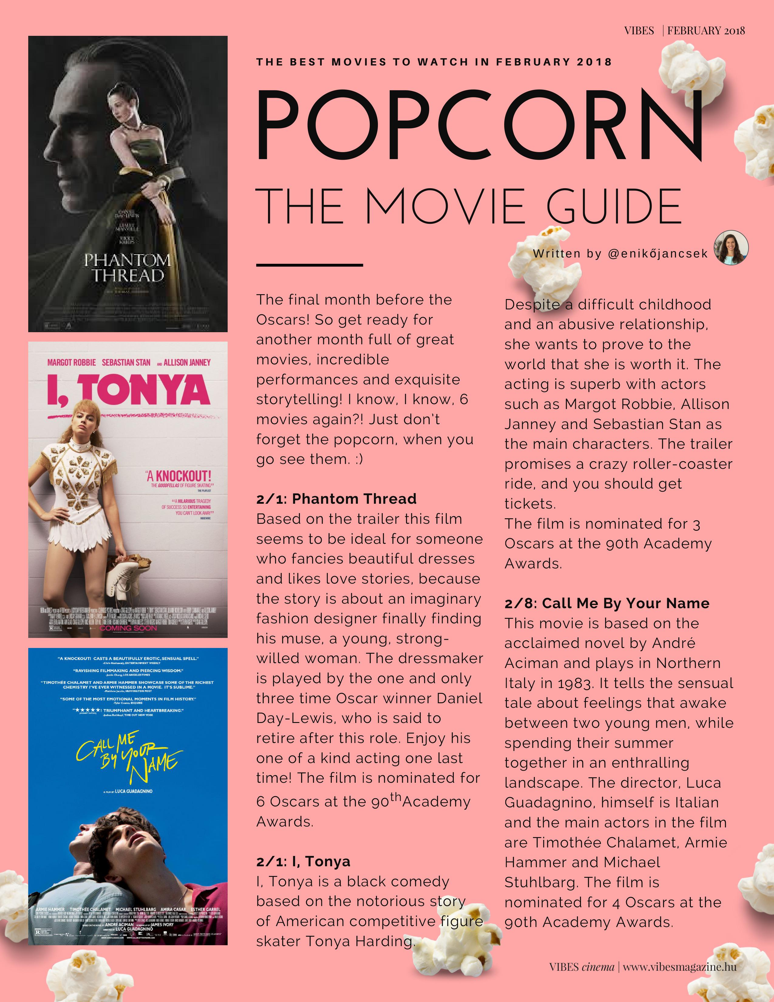 Popcorn -The Movie Guide -Vibes February 2018 (2)