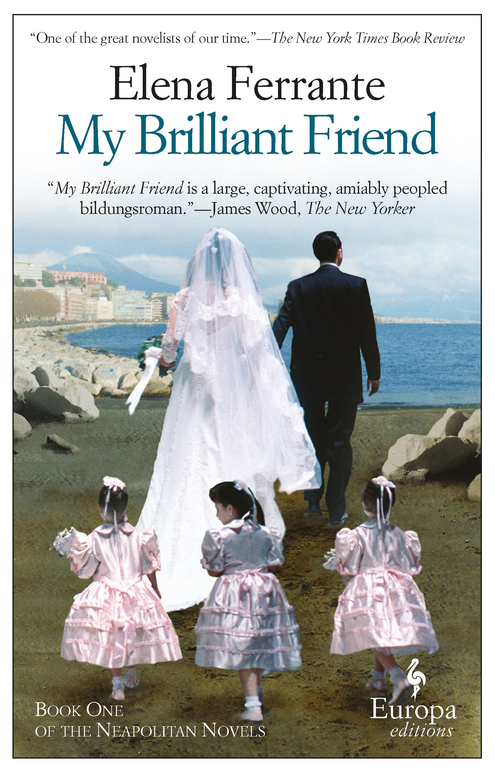 My brilliant friend Elena Ferrante book review