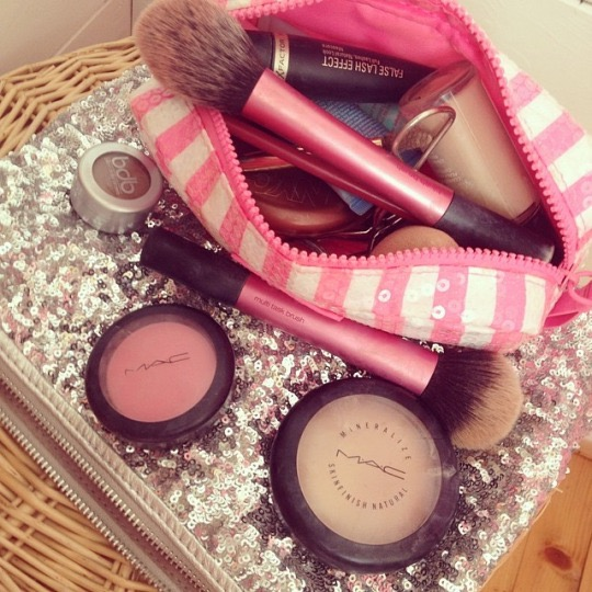 What's In your beauty bag - Mi van a nesszeszeredben?