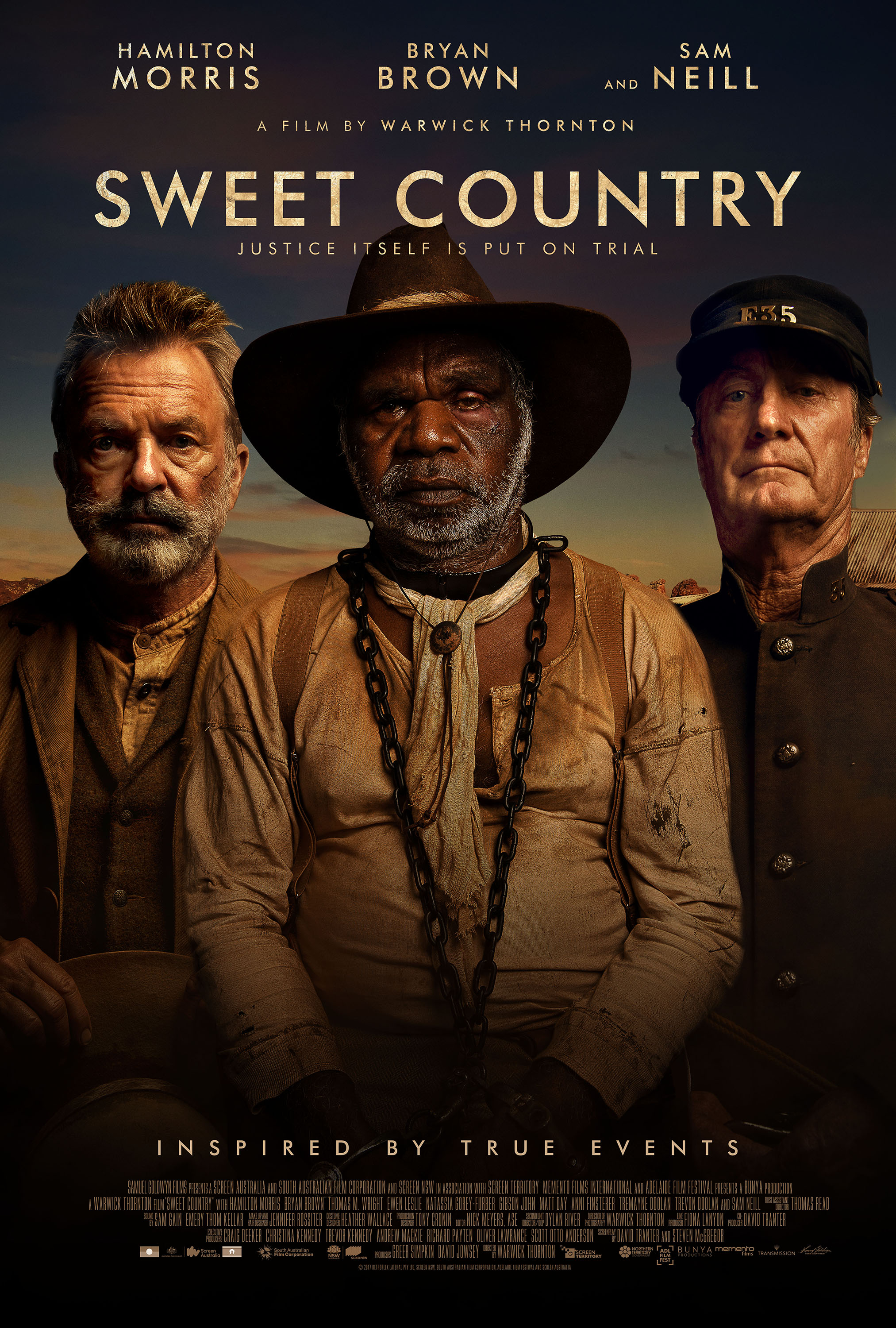 Sweet Country - Popcorn The movie guide Vibes
