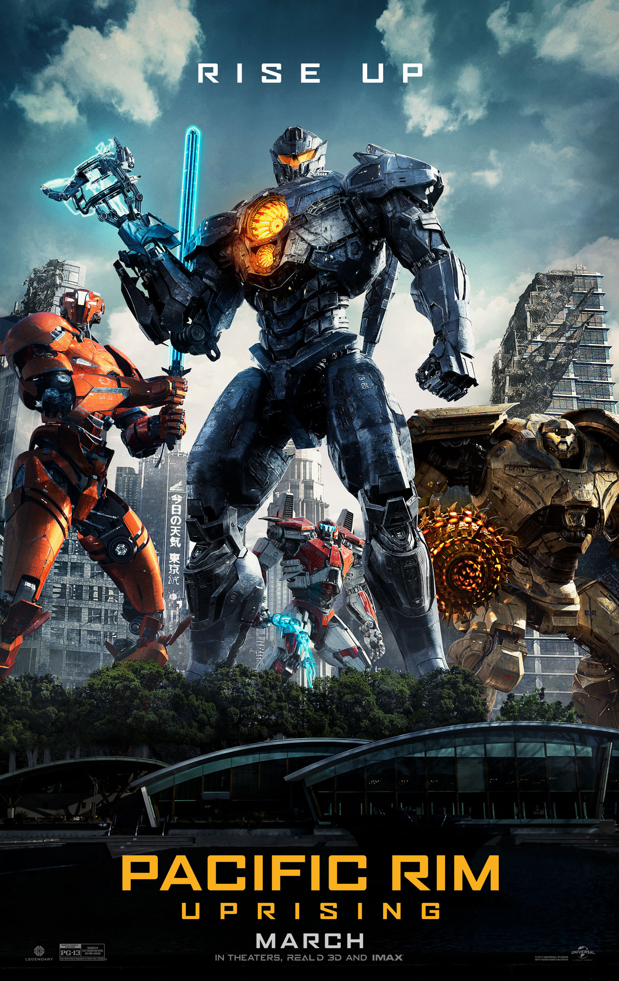 Pacific Rim - Popcorn The movie guide Vibes