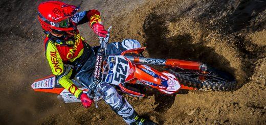 Bence Szvoboda / Interview Hungarian Motocross racer